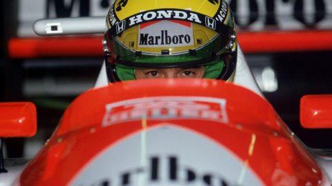 Ayrton Senna Segredo Visualização Volta mais Rápida