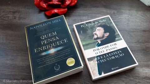 Livro Resumo - Quem Pensa Enriquece Napoleon Hill e Padre Fábio de Melo