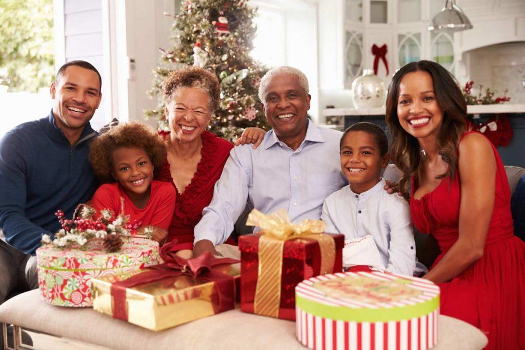 A família mais importante no Natal